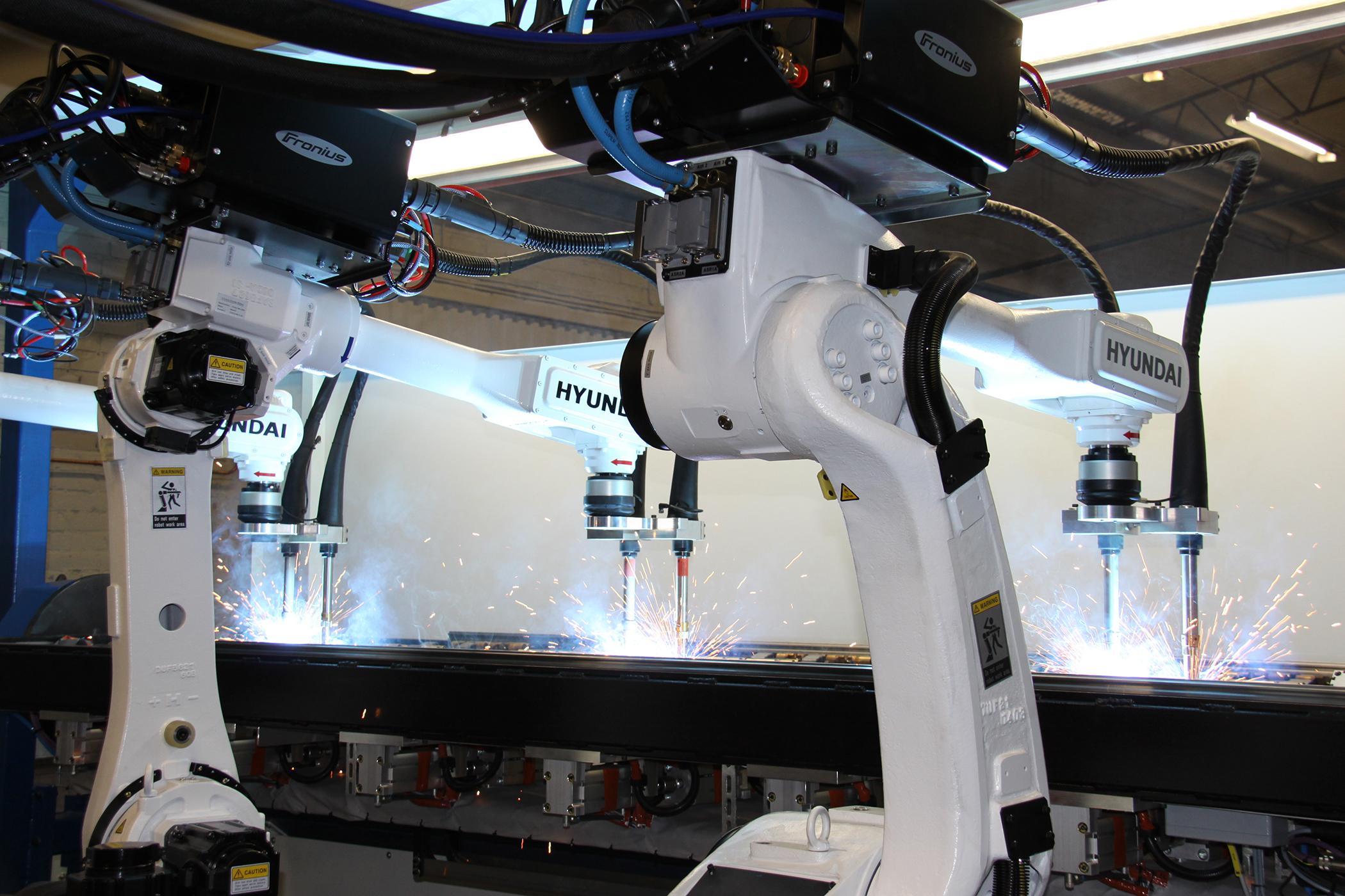 Stororder till Robotteknik