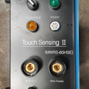 Touch sensing